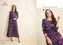 Load image into Gallery viewer, KT0103(L)05 - Stylish Kurti Arihant Nx Palchu Vol 5