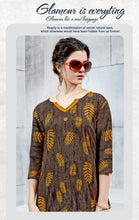 Load image into Gallery viewer, TP0404(M)02 - Stylish Rayon Print Top