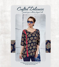 Load image into Gallery viewer, TP0404(M)01 - Stylish Rayon Print Top