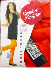 Load image into Gallery viewer, LG200(Free Size) - Comfort Lady Kurti Pants Free Size.