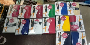 Comfort Lady Kurti Pants (Free Size Pack of 5) - Rs 350/pc (Save 745 Rs overall)