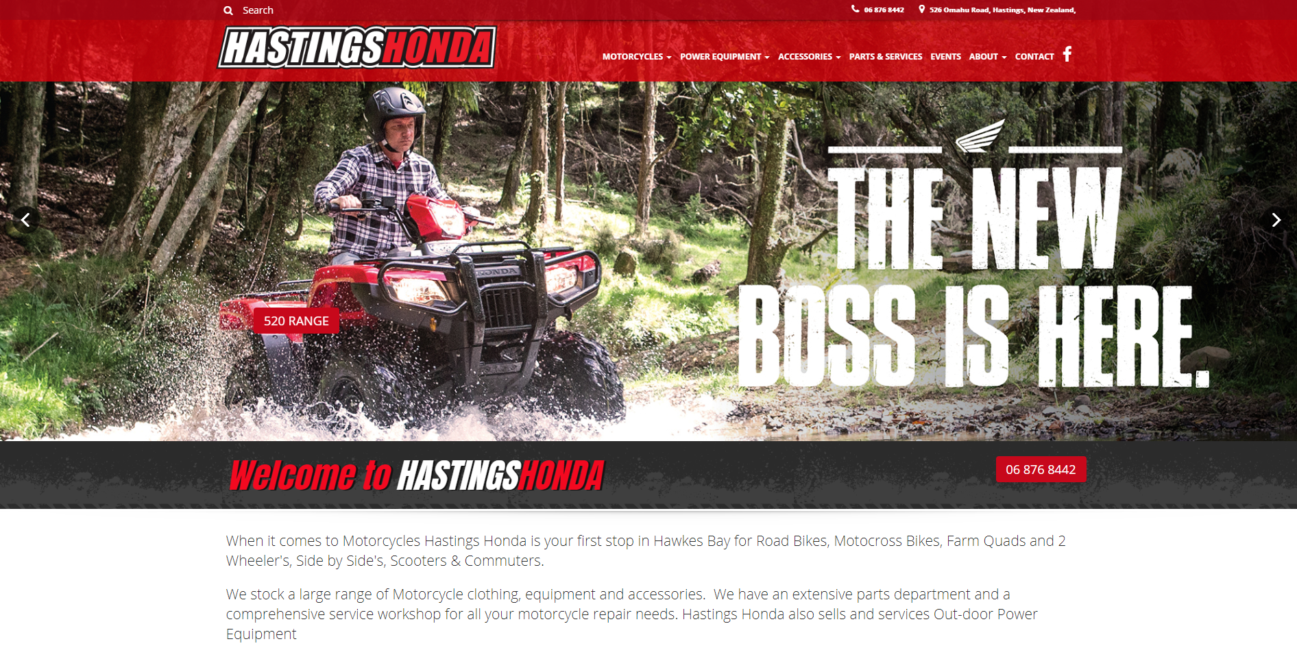 hastings honda home website