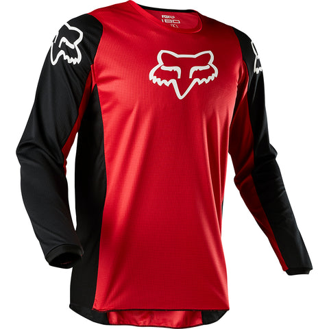 180 PRIX Jersey Red