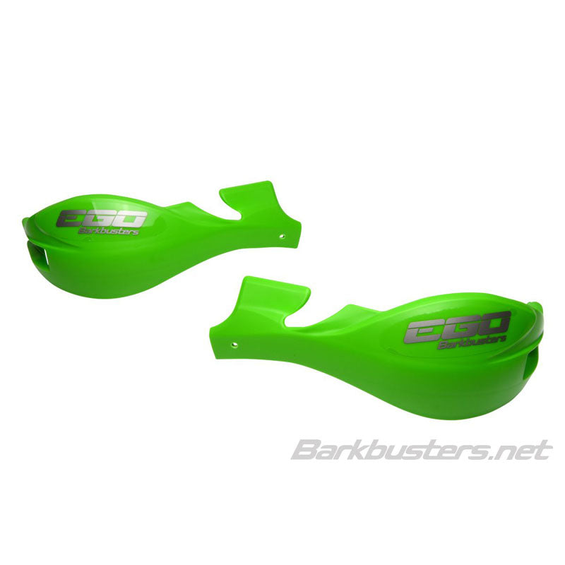 BARKBUSTERS HANDGUARD EGO - GRN (PLASTIC GUARD ONLY)