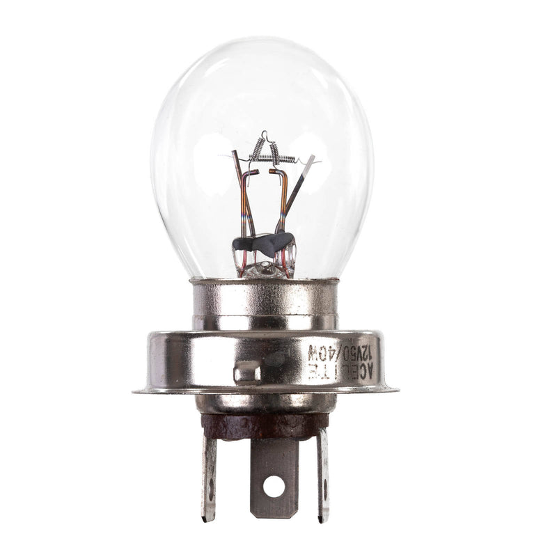 BULBS 12V 50/40W H/L 3 Prong Round Base (A5981S) (Pkt of 10)