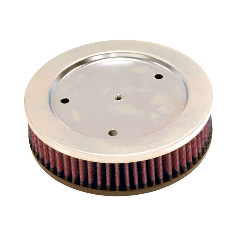 K&N REPLACEMENT AIR FILTER Screamin' Eagle Reverse Tapered
