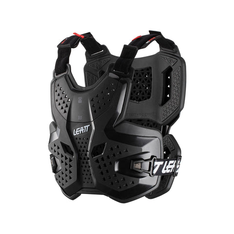 LEATT '20 GPX 3.5 CHEST PROTECTOR HYBRID 3DF BLK