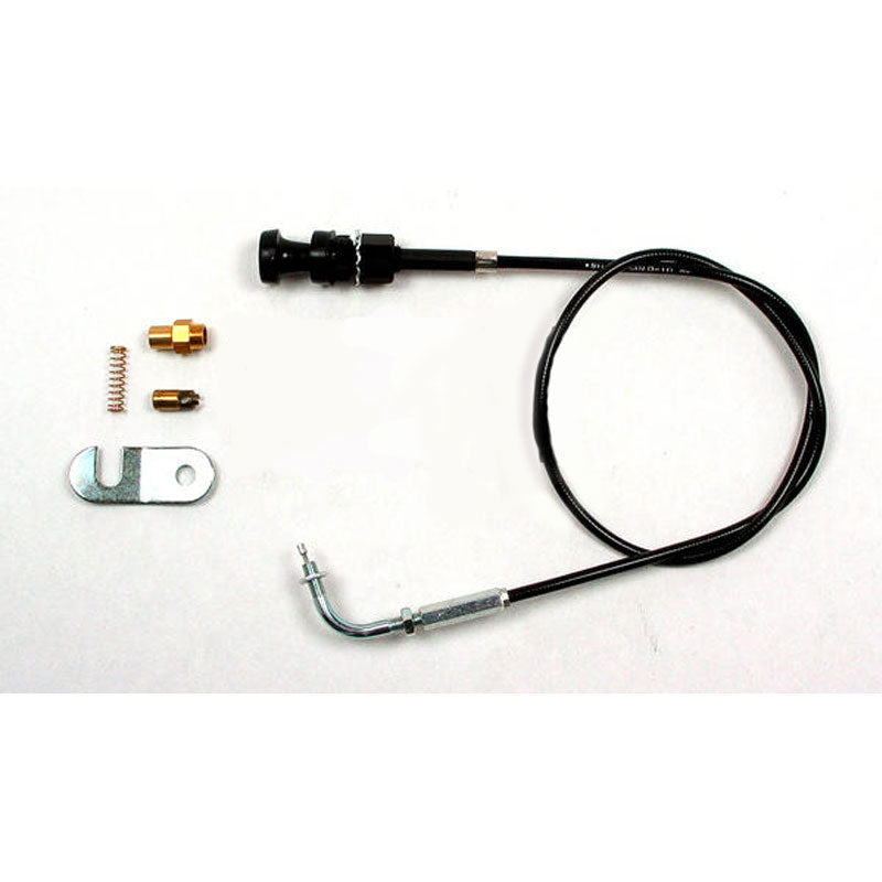 MOTION PRO CABLE HOT START YAM YZ400F H/BAR MOUNT KIT