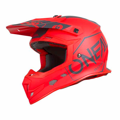 Oneal 5 Series Hex Red