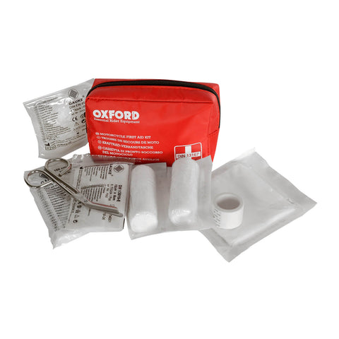 OXFORD UNDERSEAT FIRST AID KIT  ( NEW )