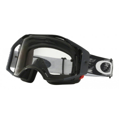 Oakley Airbrake Jet Black Speed MX Goggle