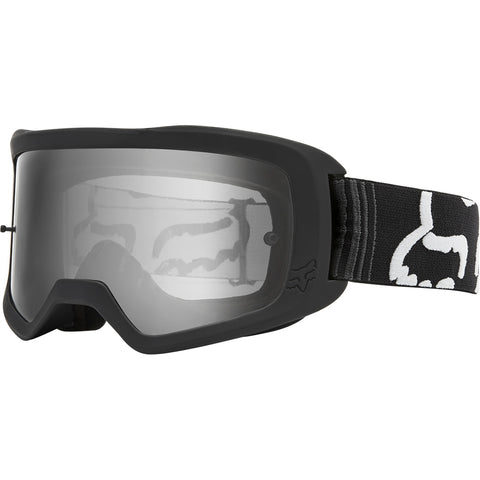 Main II Race Goggle Black