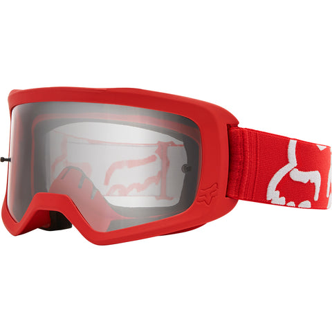 Main II Race Goggle Red