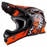 Oneal Series 3 Fuel (Red/Orange)