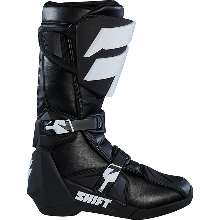 Whit3 Label Shift Boots