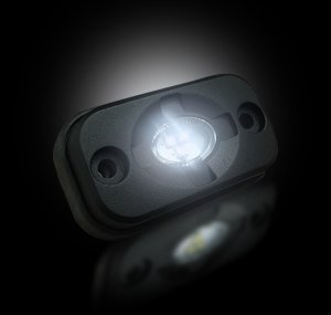 1pc - LED Rock Light Kit - High Output