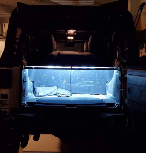 Tonneau Cover LED Lighting Kit