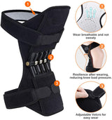 Leg & Knee Joint Assist Support Brace Sleeves