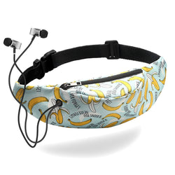 Waterproof Designer Fanny Pack