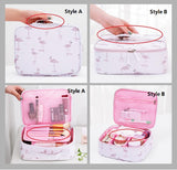 Makeup Organizer Bag Cosmetic Bag Toiletry Portable Outdoor Travel Kits
