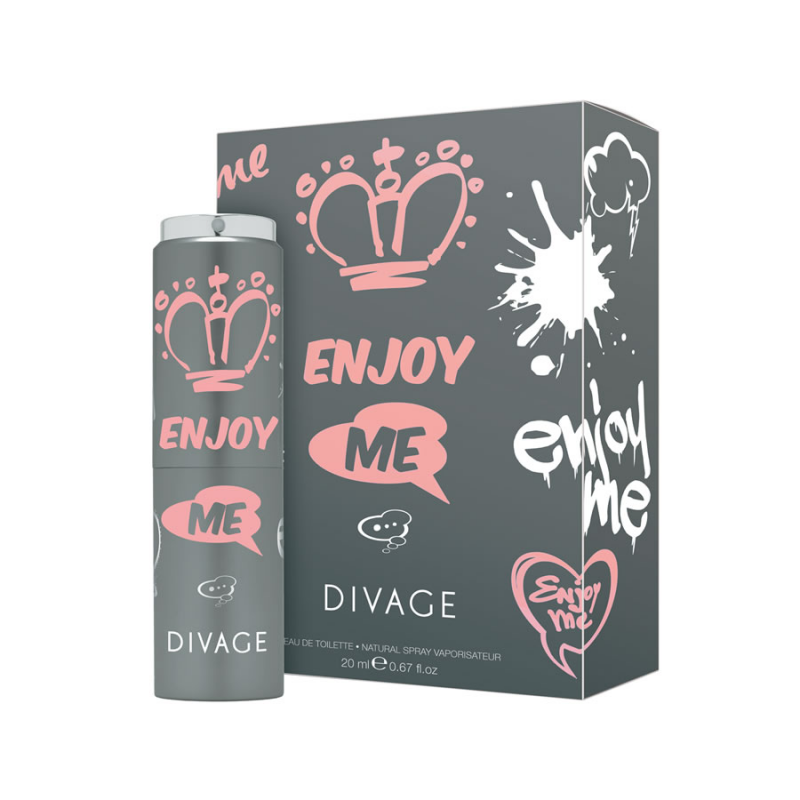ENJOY ME! Eau de Toilette - Divage Serbia