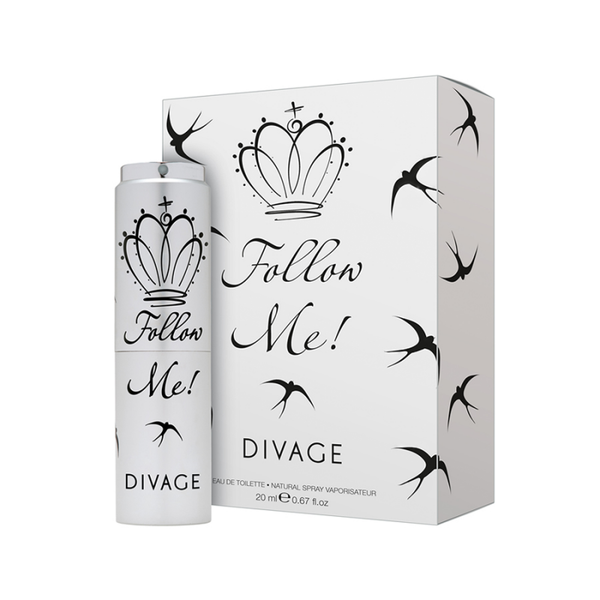 FOLLOW ME! Eau de Toilette - Divage Serbia