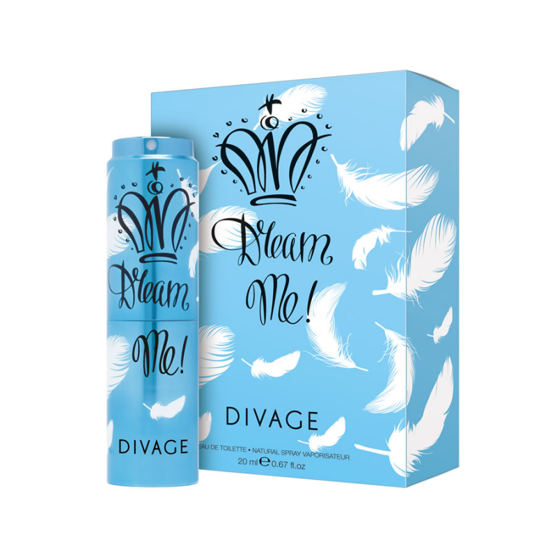 DREAM ME! Eau de Toilette - Divage Serbia