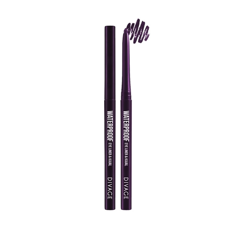 WATERPROOF EYE LINER & KAJAL - Divage Serbia