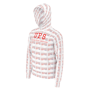 "UPS ""Priority"" All-Over Hoodie - SCARFO DA PLUG"