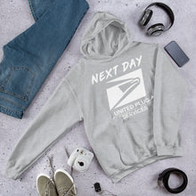 Load image into Gallery viewer, UPS 'Next Day' Hooded Sweatshirt - SCARFO DA PLUG