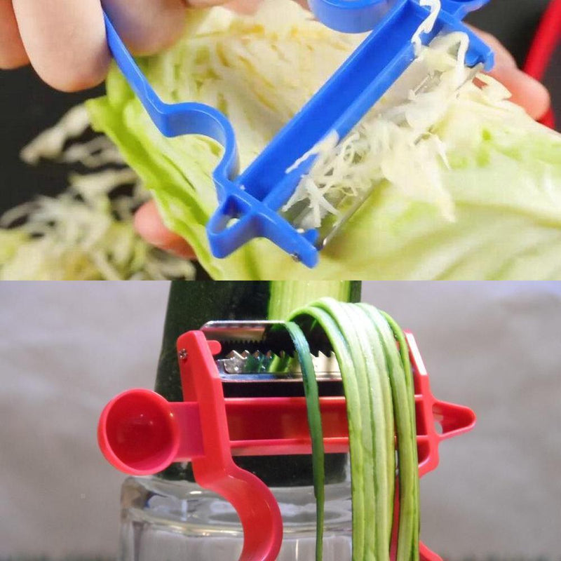 3 in 1 Magic Peeler Set, Random Color