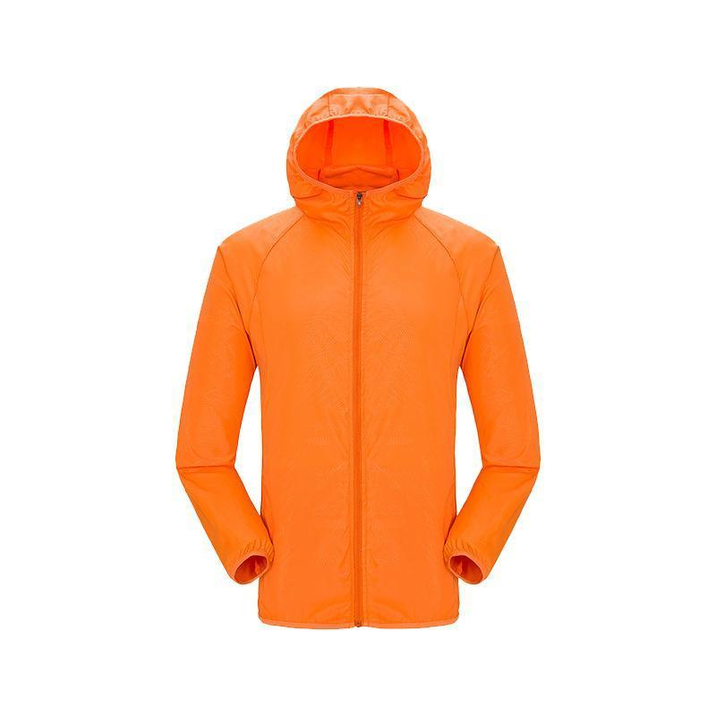Ultra-Light Rainproof Windbreaker, unisex