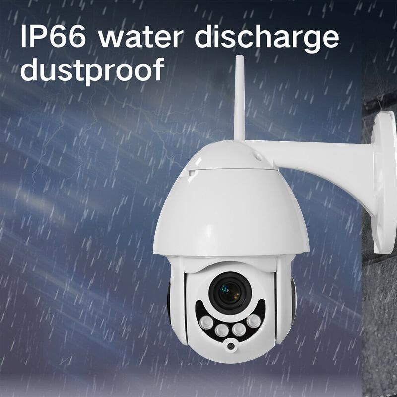 Lifepigment™ Outdoor Wifi HD Camera