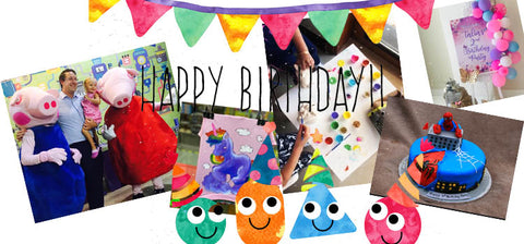 birthday party theme for kids