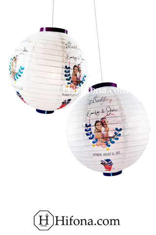 White-party-hanging-decoration