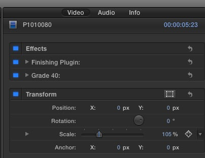 Save Effects Preset: how to create and save presets of