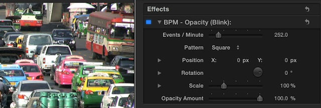 BPM - A Final Cut X Plugin - Image 2