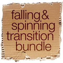 Falling & Spinning Transitions