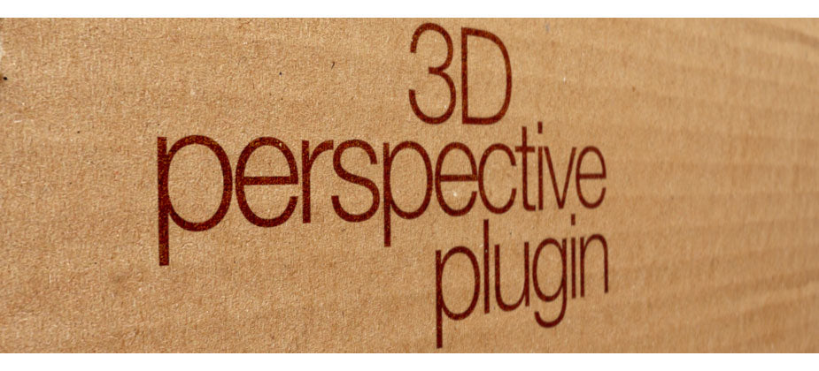 The 3D Perspective Plugin