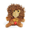 Proboscis Monkey with Afro Plush Toy
