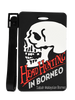 Head Hunting Luggage Tag