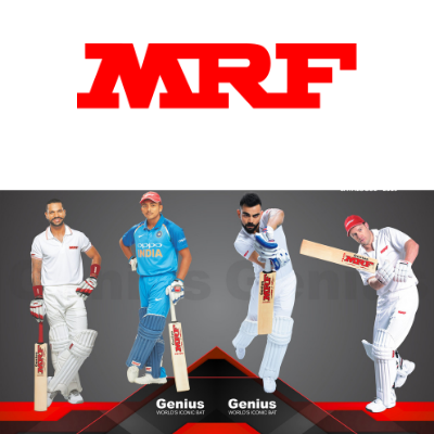 MRF Player Bats