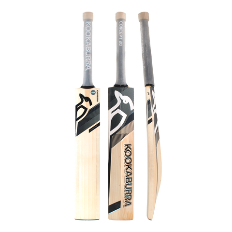 Kookaburra Concept 20 6 English Willow Cricket Bat