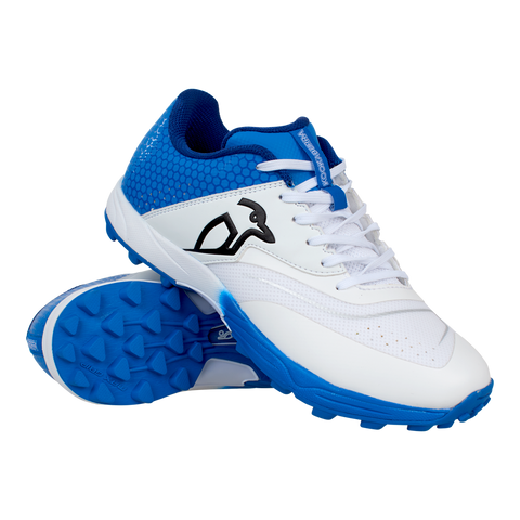 Kookaburra KC 2.0 Rubber Cricket Shoes - Blue