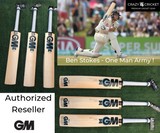 GM BEN STOKES PHASE II PLAYER EDITION DXM Cricket Bat