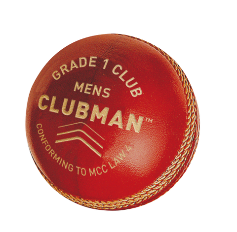 GM Cricket Ball  Clubman Grade 1 Club - Mens