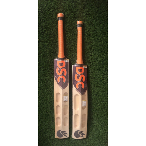 DSC Intense Scooped English Willow Cricket Bat  - Custom