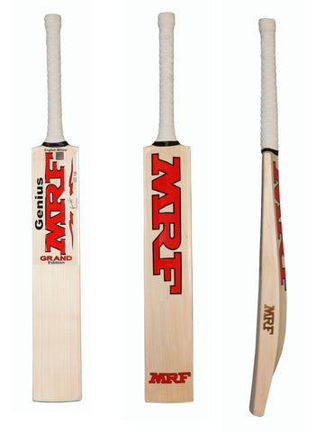 MRF Genius Grand Edition 2+ (2 Plus)  English Willow Cricket Bat