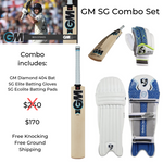 GM SG  Combo Cricket Set
