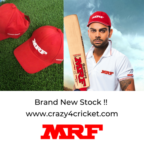 MRF Genius Grand Edition Hat